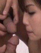 วัยรุ่นสาวออฟฟิตญี่ปุ่นโดนลงแขก