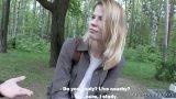 xxxฝรั่ง วัยรุ่นสาวผมทองหุ่นแซ่บหน้าเอามากๆโดนแฟนหนุ่มบ้ากามพาเข้าไปเย็ดหีในป่า