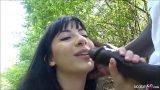 xxxฝรั่ง วัยรุ่นสาวหน้าสวยหุนดีแอบไปเอากับพี่ควยใหญ่ในป่าหลับ้าน