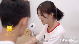 เด็กวัยรุ่นสาวเกาหลีหน้าสวยมากๆโดนแฟนหนุ่มรุ่นพี่เงี่ยนจัดจับแก้ผ้าเย็ดหีใส่ท่าเด็ดๆให้มันมากๆ